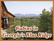 Cabins in Blue Ridge