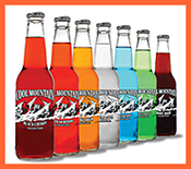 Cool Mountain Soda
