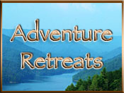 Great Adventure Retreats in the Mountain