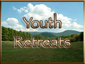 Great Youth Retreats in the Mountain