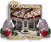 Christmas in the Grand Hall at Biltmore House