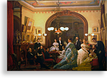 George Washington Vanderbilt Family Portrait