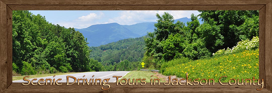 Scenic Driving Tours in Jackson County NC