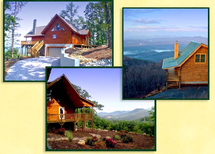 Log Cabins Vacation Home Rentals