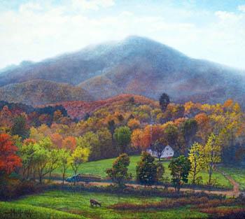 Carolina Morning by John Mac Kah