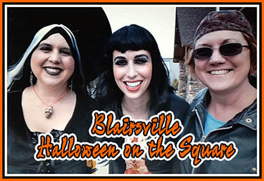 Blairsville Halloween on the Square