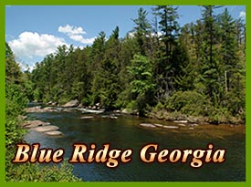 Georgia'a Blue Ridge