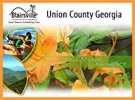Visit Blairsville - Union County GA