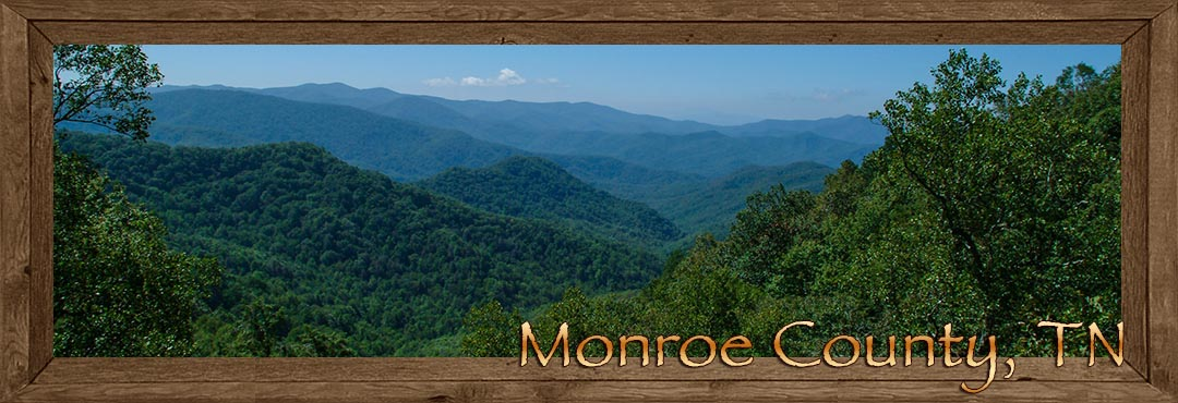 Coker Creek, Loudoun, Madisonville, Sweetwater, Tellico Plains, Vonroe, , Monroe County Tennessee