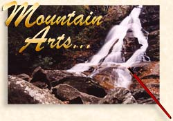 Art and Artists in the Blue Ridge and Smoky Mountains