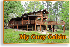 My Cozy Cabin Rental