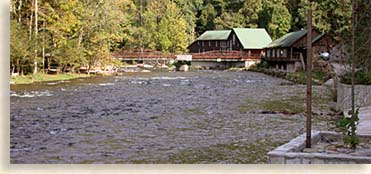 Wesser - Nantahala Village in the Nantahala Gorge