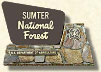 Sumter National Forest Service