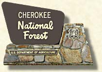 Cherokee National Forest Service