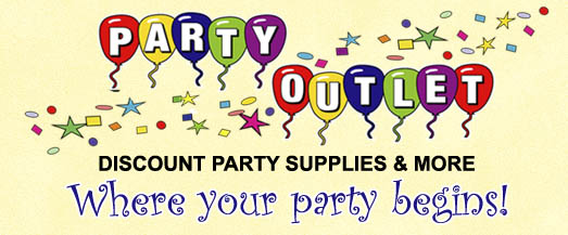 Party Outlet Discount Party Supplies