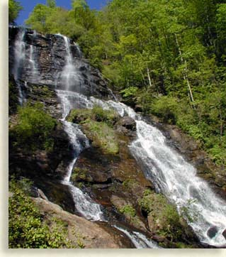 Amicalola Waterfall