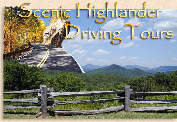 Scenic Highlander Driving Tours