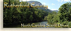 Rutherford County Scenic Drives