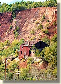 Isabella Mines, Isabella, Tennessee