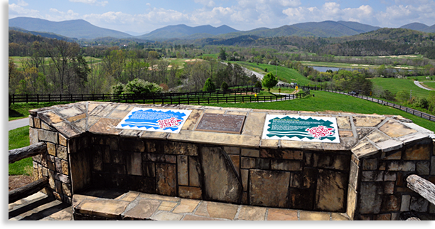 Brasstown Overlook