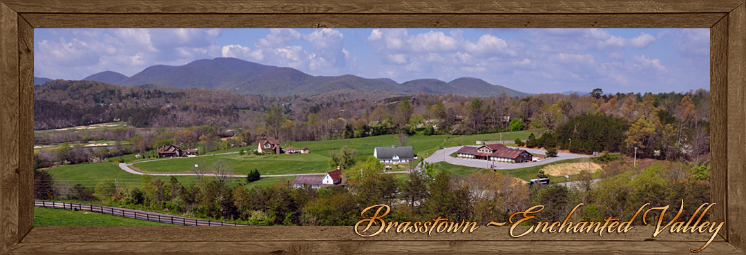 Brasstown - Enchanted Valley GA - Towns County