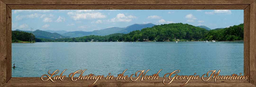 Lake Chatuge in Hiawassee GA - Towns County