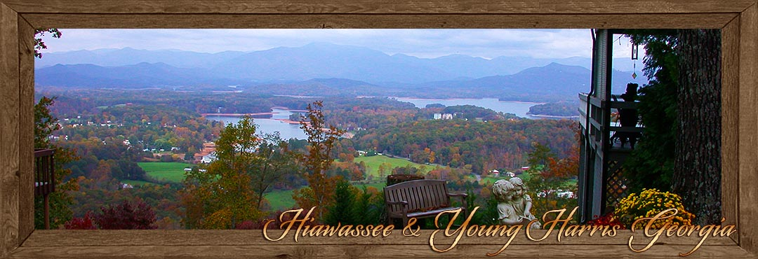 Young Harris & Hiawassee GA - Towns County