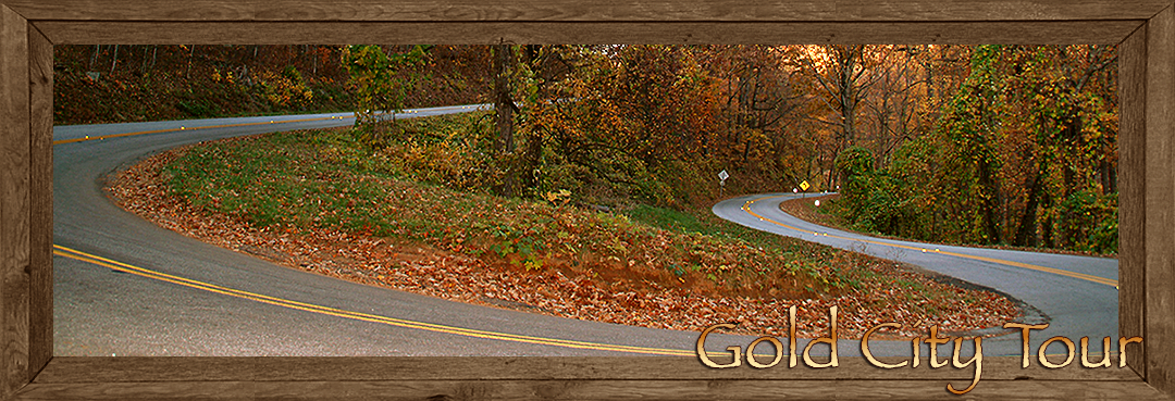 Gold City Tour Scenic Drive