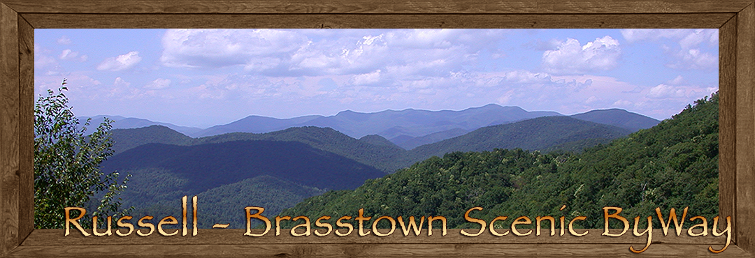 Russell Brasstown Scenic Byway