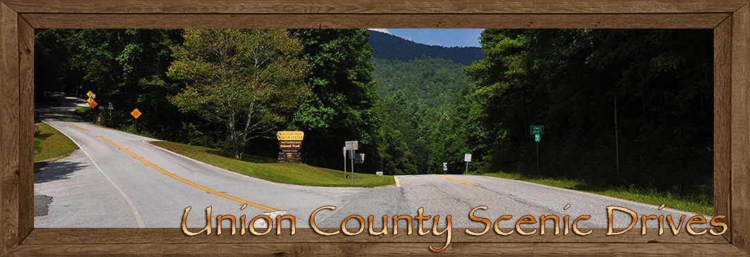 Scenic Drives within Union County Georgia