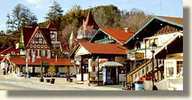 Alpine Village of Helen, Georgia