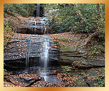 De Soto Falls and Recreation Area